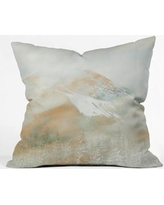 Deny Designs Caleb Troy Banff Painted Christmas Throw Pillow 51918-thrpi Size: Medium, Color: Gold