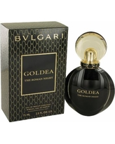 Bvlgari Goldea The Roman Night For Women By Bvlgari Eau De Parfum Spray 2.5 Oz
