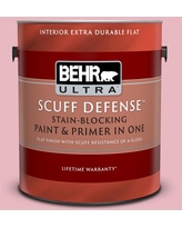 Shop Behr Pro 1 Gal M150 2 Peppermint Stick Eggshell Interior Paint