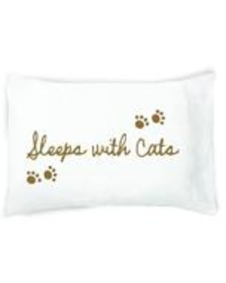 Shop Deals For Pillowcase Sleeps With Cats
