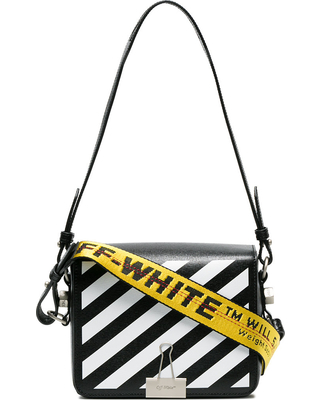 6980659fea46 Check out some Sweet Savings on Off-White Black Diagonal Binder Clip ...