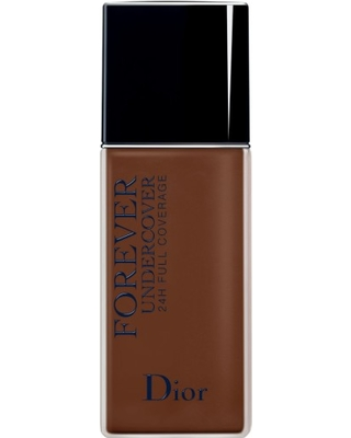 Dior Diorskin Forever Undercover 24-Hour Full Coverage Water-Based Foundation - 080 Ebony