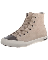 SeaVees Women's 08/61army Issue Sneaker High, Taupe Suede, 5 M US