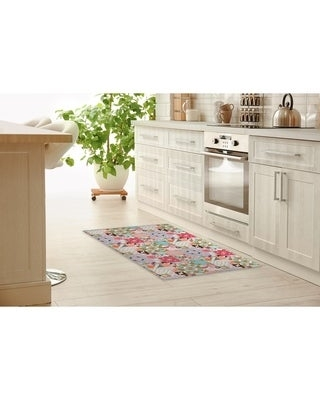 New Deal For Moroccan Kitchen Mat By Kavka Designs 3x5