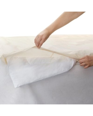 BedCare™ by National Allergy® 100% Organic Cotton King Comforter Cover