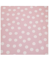 """Cotton Tale Poppy Fitted Crib Sheet, Cotton, Size 52""""H X 28""""W X 8""""D 