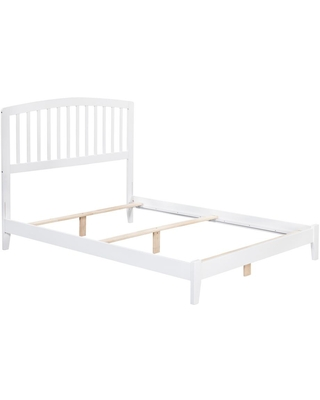 Atlantic Furniture Richmond White Full Traditional Bed
