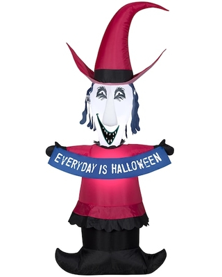 4Ft Airblown® Inflatable Halloween Disney Shock By Gemmy Industries   Michaels®