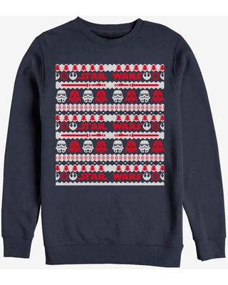 Star Wars Holiday Zags Simplified Sweatshirt