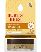 Burt's Bees Natural Conditioning Lip Scrub with Exfoliating Honey Crystals - 0.25oz