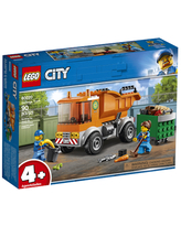 LEGO City Great Vehicles - Garbage Truck - Building & Construction for Ages 4 to 6 - Fat Brain Toys