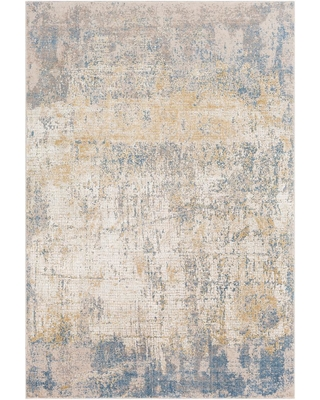 Artistic Weavers Halina Blue 2 ft. x 3 ft. Distressed Area Rug