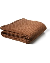 Alcott Hill Westchester Quilt ACOT8302 Size: King, Color: Coffee Circle