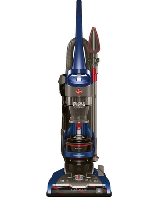 Hoover Wind Tunnel 2 Whole House Rewind Upright Vacuum, Blue