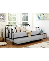 Find Savings On Lombardy Twin Daybed August Grove Finish Black