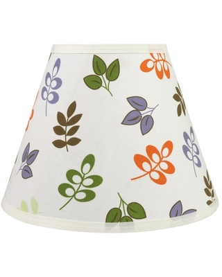 """Aspen Creative Hardback Empire Shaped Spider Construction Lamp Shade in Off White (6"""" x 12"""" x 9"""") (OFF WHITE)"""