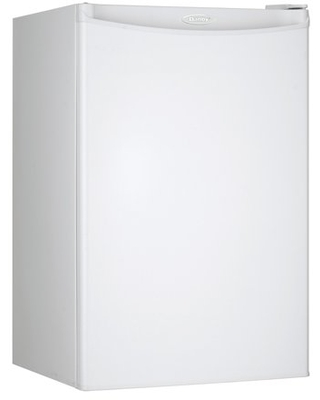 Danby DUFM032A3WDB-3, 3.2 Cu.Ft. Upright Freezer, Manual Defrost, Easy to use Mechanical Thermostat, Ideal for Apartments, Trailer, Condo, Cottages, or Garages, White