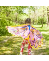 Dreamy Dress-Ups Rainbow Fairy Wings - Imaginative Play for Ages 3 to 4 - Fat Brain Toys