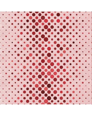 East Urban Home Stephania Geometric Wool Red Area Rug W001069408 Rug Size: Square 4'