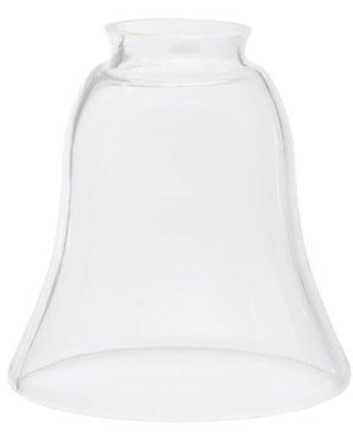 """Fanimation 5.7"""" Glass Bell Pendant Shade KW3593 Finish: Clear"""