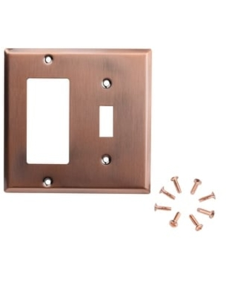 Wall Switch Plate Cover, UL Listed (77311)
