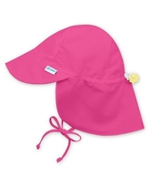 i play.® by green sprouts® Toddler Sun Flap Hat in Hot Pink