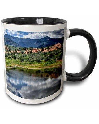 Union Rustic Lake Reflection Coffee Mug X113727422