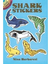 Shark Stickers (Dover Little Activity Books Stickers)