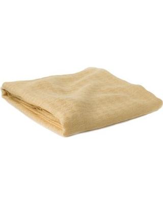 BedVoyage Bed Blanket 1498 Size: Travel / Throw Color: Butter