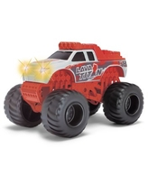 Dickie Toys - 1:43 Scale Die-cast Monster Truck, Red