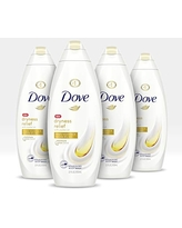 Spectacular Savings On Dove Glowing Body Wash Moisturizes For Radiant Skin Mango Butter And Almond Butter Moisturizing And Sulfate Free 22 Oz 4 Count