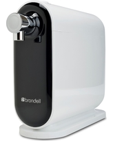 Brondell H2O+ Cypress Countertop Water Filtration System, White