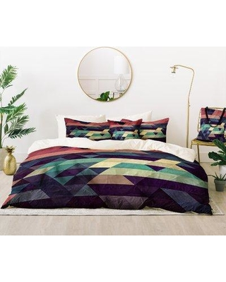 25 Off East Urban Home Spires Cryypy Duvet Cover Set Fcit1146 Size Queen Duvet Cover 2 Shams 1 Throw Pillow