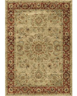 """Darby Home Co Decatur Area Rug DRBC2104 Rug Size: 5'3"""" x 7'6"""""""