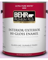 Find The Best Deals On Behr 1 Gal P100 2 Sweet Romance Urethane Alkyd Semi Gloss Enamel Interior Exterior Paint