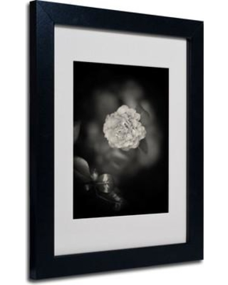 """Trademark Art """"Free Agency"""" by Geoffrey Ansel Agrons Matted Framed Photographic Print ALI0016- Size: 14"""" H x 11"""" W x 0.5"""" D Frame: Black"""