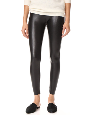 b9c9414f1d9cf Great Summer Sales on Commando Perfect Control Faux Leather Leggings