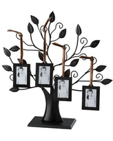 Winston Porter Little Italy Family Tree and Card Holders Picture Frame BI164857