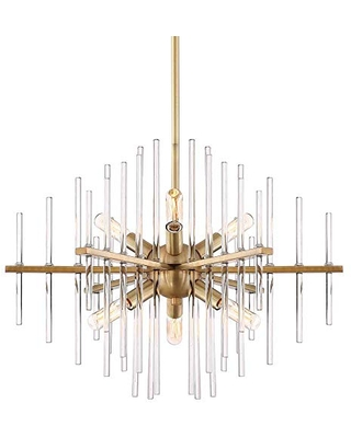 Designers Fountain 90486-BAB Reeve 6 Light Chandelier