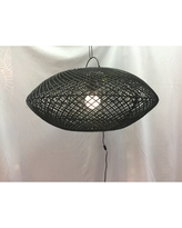 Can T Miss Deals On Bay Isle Home Lundy 1 Light Single Geometric Pendant X112941172