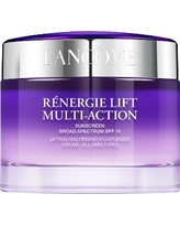 Lancome Renergie Lift Multi Action Moisturizer Cream Spf 15 For All Skin Types, Size 1.7 oz