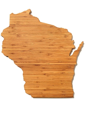 Wisconsin - State Cheese Boards