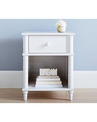 Remarkable Deals On Elsie Nightstand Simply White In