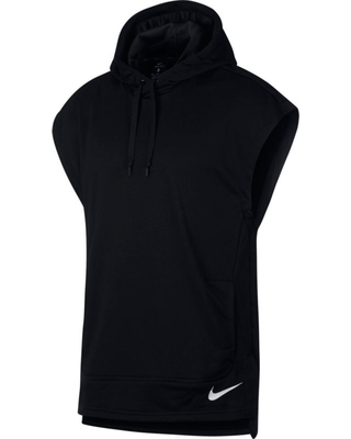 687e49be Hot Sale: Nike Men's Project X Dry Sleeveless Hoodie, Size: XL, Black