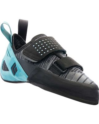 Black Diamond Zone LV Climbing Shoe - 5.5 - Seagrass