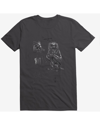 Fantastic Beasts Demiguise Page T-Shirt