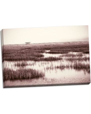 Highland Dunes 'Retreat I' Photographic Print on Wrapped Canvas BF056180