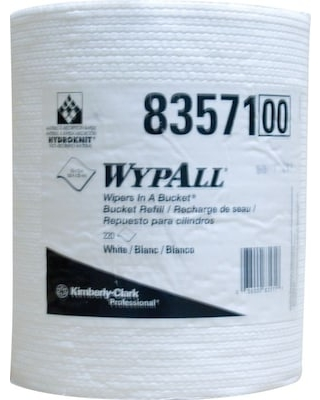 Wypall Wipers in a Bucket Refill, 3/Ct | Quill