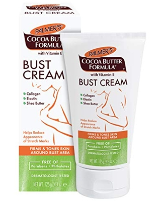 2020 Sales On Palmer S Cocoa Butter Formula Bust Cream For