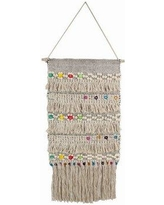 Bungalow Rose Colorful Macrame Wall Hanging BGRS6608
